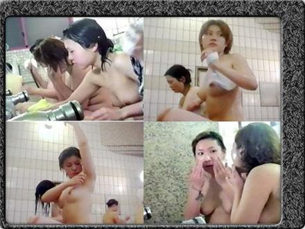 盗撮温泉動画ですぞ!女湯の無防備な女の姿をのぞいてやろう!
